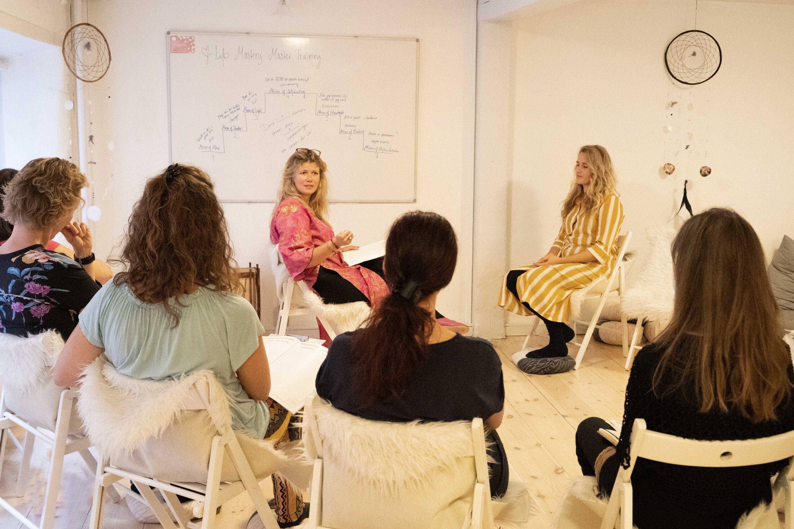 Life Mastery Master training - mirrorwork